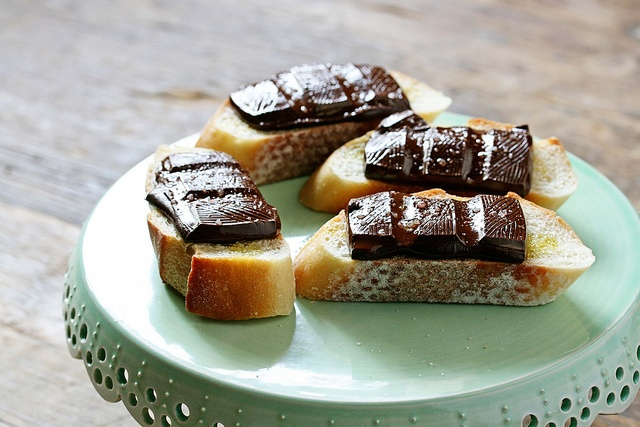 olive oil pancakes with dark chocolate and sea salt olive oil pancakes ...