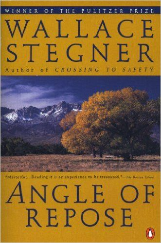 Angle of Repose (Contemporary American Fiction): Wallace Stegner: 9780140169300: Amazon.com: Books