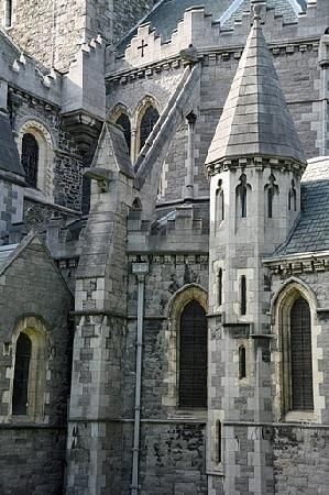 Christchurch Cathedral - Foto di Christ Church Cathedral, Dublino ...