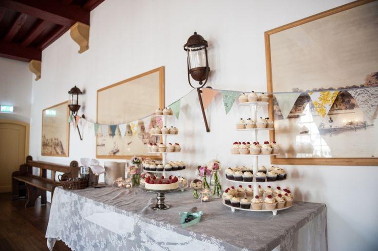 Cupcakejes tafel