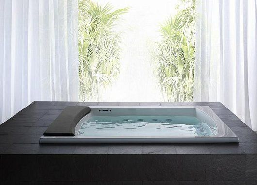 indoor spa baths how to choose