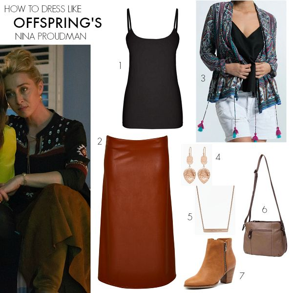 Styling You | How to dress like Offspring's Nina Proudman | ep 9