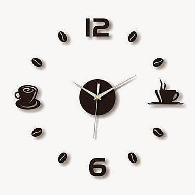 Reloj de Pared Hora del Café | Relojes de Pared
