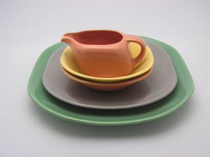 Jamboree Dinnerware (1949) by Sovereign Potters - Unknown
