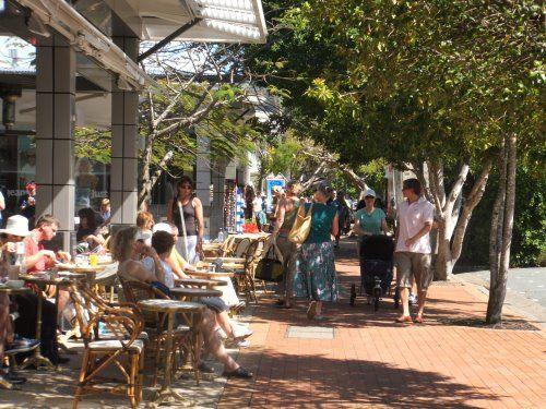 Hastings Street, Noosa, Qld, Australia