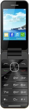 Jinga Simple F500  — 2290 руб. —  ПРИВЫЧНАЯ РАСКЛАДУШКА Мобильный телефон Jinga Simple F500 имеет раскладной корпус. Он защищает экран от повреждений, а также предотвращает случайное нажатие клавиш в неподходящий момент. КРАСОЧНЫЙ ЭКРАН Дисплей устройства создан с применением технологии TFT. Благодаря этому картинка на нем всегда выглядит четкой, яркой и контрастной. МНОГОФУНКЦИОНАЛЬНОСТЬ Пользователю доступен FM-радиоприемник, а также медиаплеер, способный воспроизводить файлы, записанные…