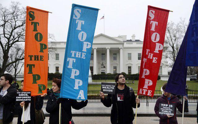 USA steigt aus Freihandelsabkommen aus