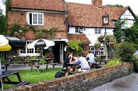 Midsomer Murders Locations 3 - Little Marlow, Buckinghamshire