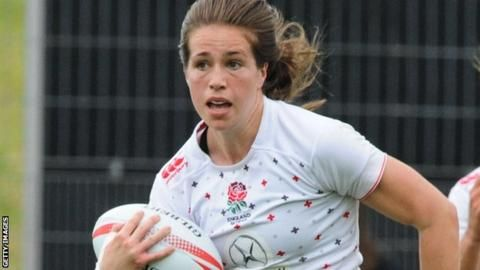 Rio 2016: Emily Scarratt named in England rugby sevens squad