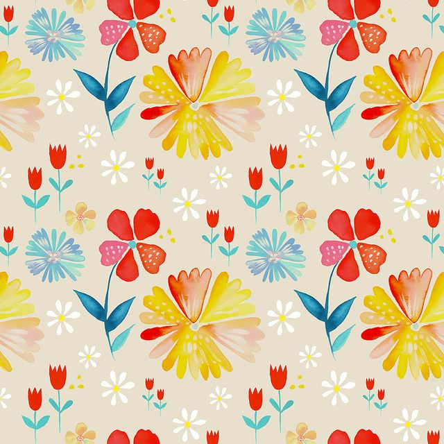 floral pattern patterns-and-backgrounds