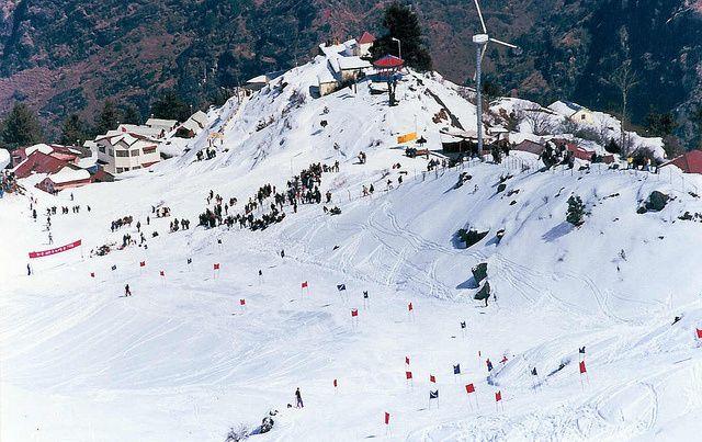 Auli Skiing Centre