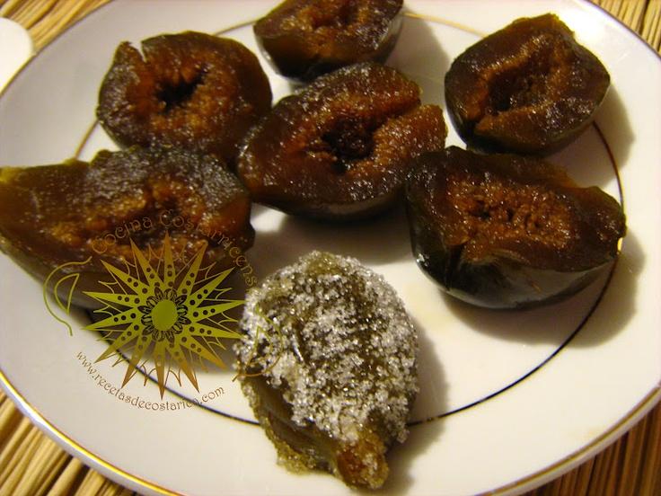 Cocina Costarricense: higos