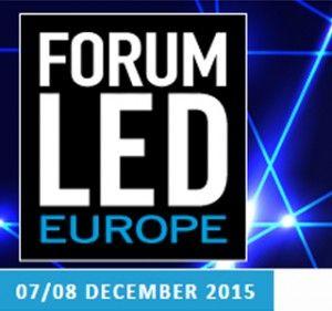 ForumLed Europe à Lyon les 7 et 8 décembre 2015. La rencontre internationale des acteurs majeurs de la filière LED. http://www.batilogis.fr/agenda/salon-france-2015-1.html