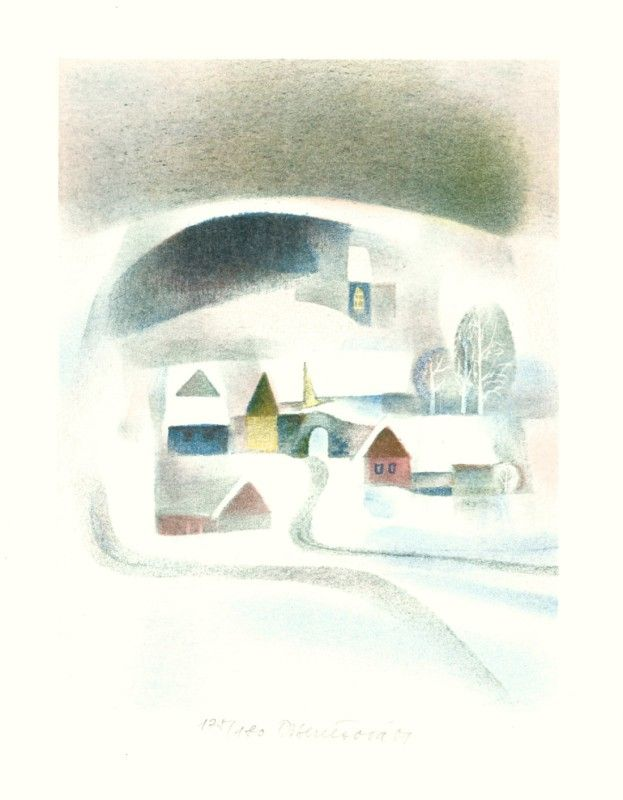Winter - Daniela Benešová