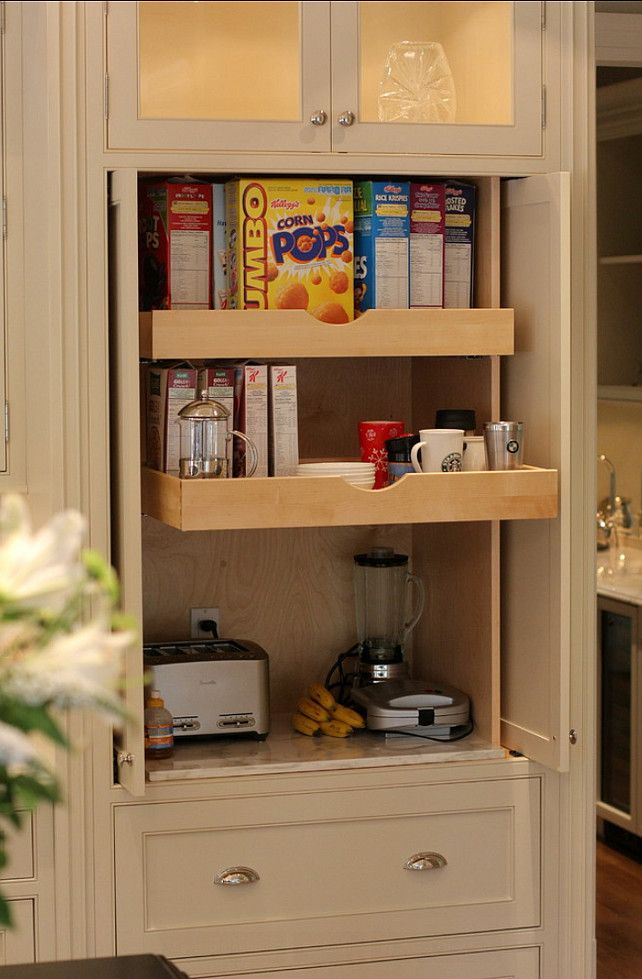 Garage storage cabinets organization station woodworking - Kitchen pantry cabinet design plans ...