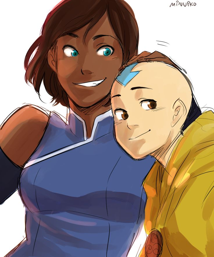 Avatar Aang With Hair: 1219 Best Images About Avatar The Last Airbender And