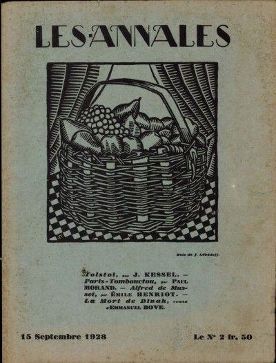 Les annales #2318 : Tolstoï