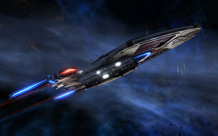 When planning first began for Operation Delta Rising, the Starfleet Corps of Engineers quickly realized that an updated version of the famed Intrepid Class would be essential for the mission'…
