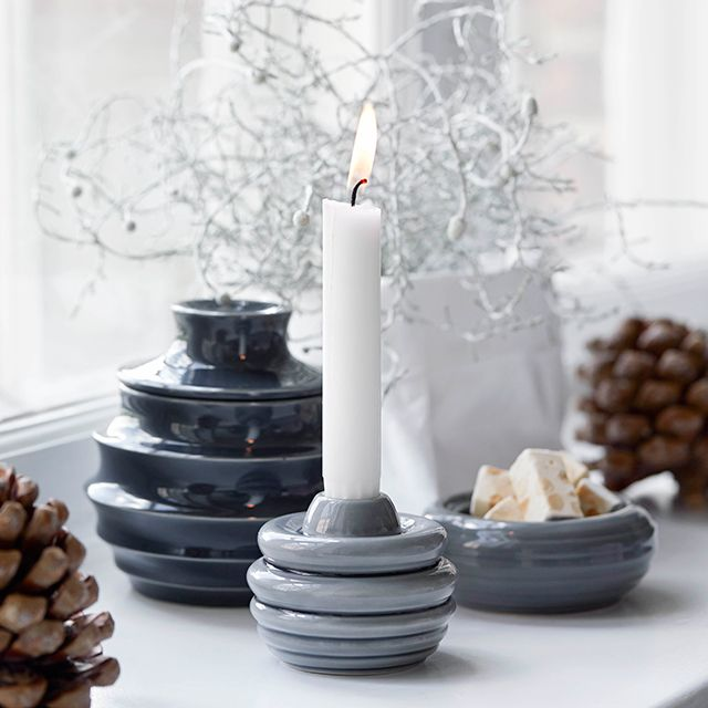 Grey winter shades