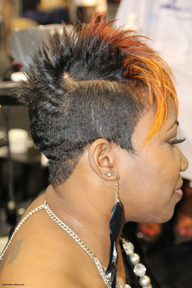 17 Super Cute Looks With Very Short Hairstyles African Americans