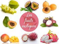 Durian, ramboutan, jacque ou encore mangoustan font partie de la liste des fruits étranges énumérés ici - via PtitChef.com