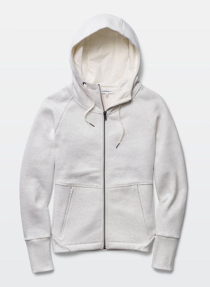 The fit! The weight! WHY DO YOU HAVE TO COST $110?!?! So, no, I don't actually own this hoodie. I bought GROCERIES FOR A WEEK INSTEAD. LOL, as if groceries for a week is less than 2 hundy. Good one, Katie.