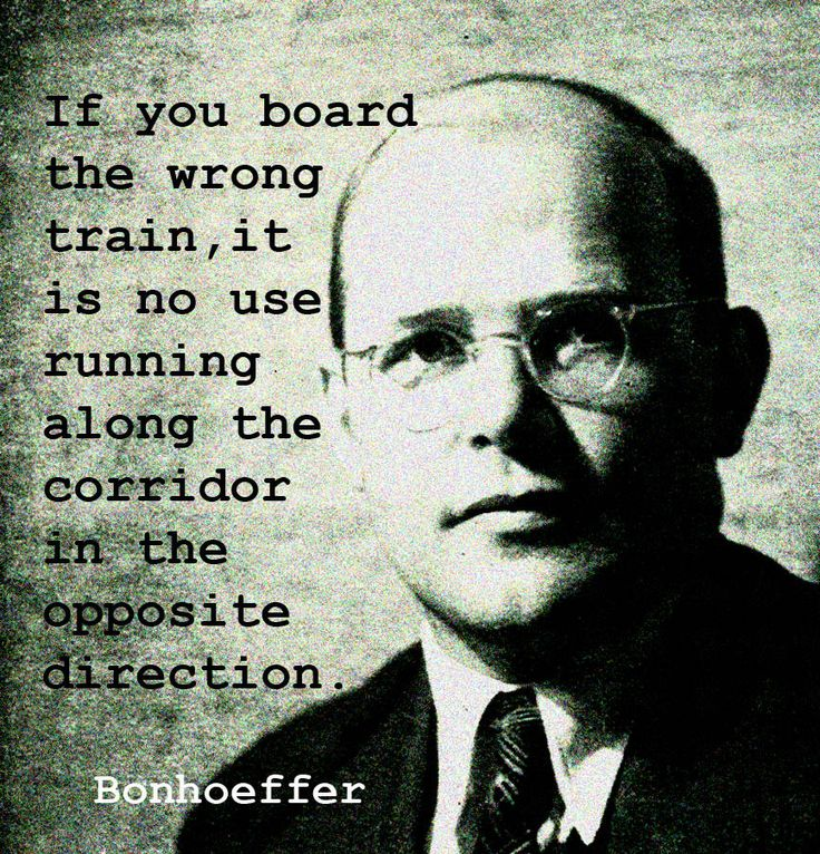 Apr 9, 1945: Death of Dietrich Bonhoeffer   http://www.patheos.com/blogs/scriptorium/2009/04/the-martyrdom-of-dietrich-bonhoeffer-april-9-1945/