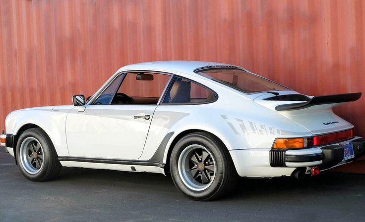 1976 Porsche 911 (930) Turbo Carrera