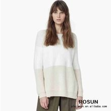 Latest design ladies white striped knit sweater  Best Seller follow this link http://shopingayo.space