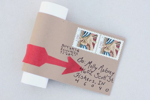 MAILING: a site filled with clever and fun ways to deliver snail mail. You can send just about anything!
