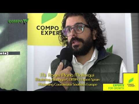 Mr Roger Plana – Marketing Coordinator South Europe of Compo Expert - YouTube