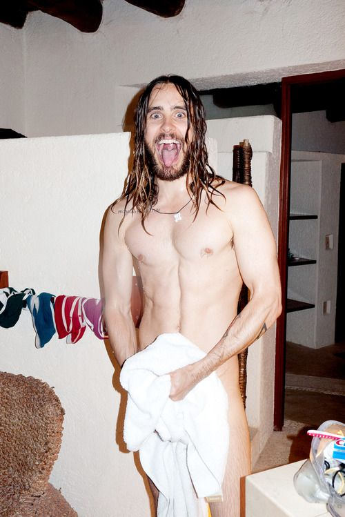 THIS BODY! Jared Leto Gets Naked For Terry Richardson: PHOTOS | NewNowNextNewNowNext