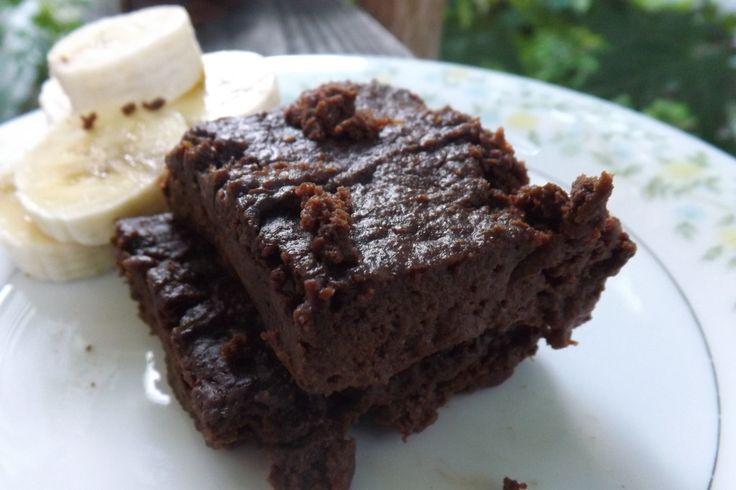 Pumpkin brownie | Gluten Free Desserts | Pinterest
