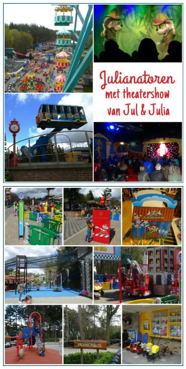 NL (Apeldoorn) - Julianatoren met theatershow