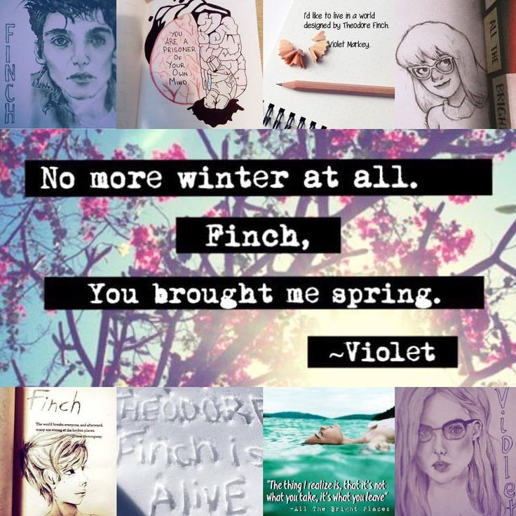 More #fanartfriday loveliness for Violet and Finch. 🌸🐤Thank you, everyone, for these beauties! As the year draws to a close, I'm filled with so much gratitude for all your love and support and for ALL you mean to me. 💖 #allthebrightplaces #fanart...