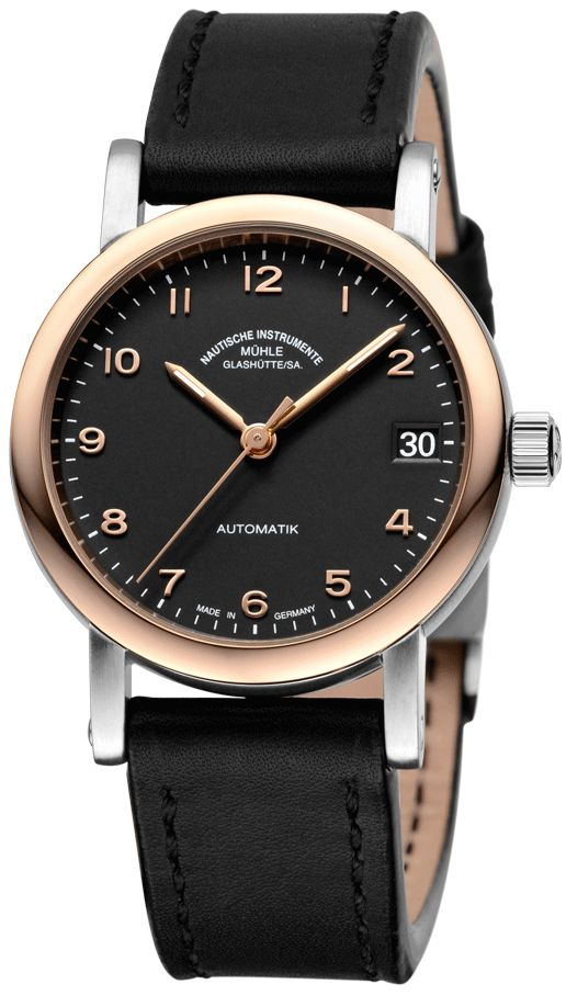 Top 25 ideas about muhle glashutte watches on pinterest lady luxury handbags and stainless steel for Muhle watches
