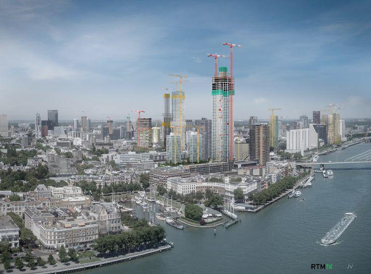 Rotterdam: Projectenoverzicht - Page 69 - SkyscraperCity