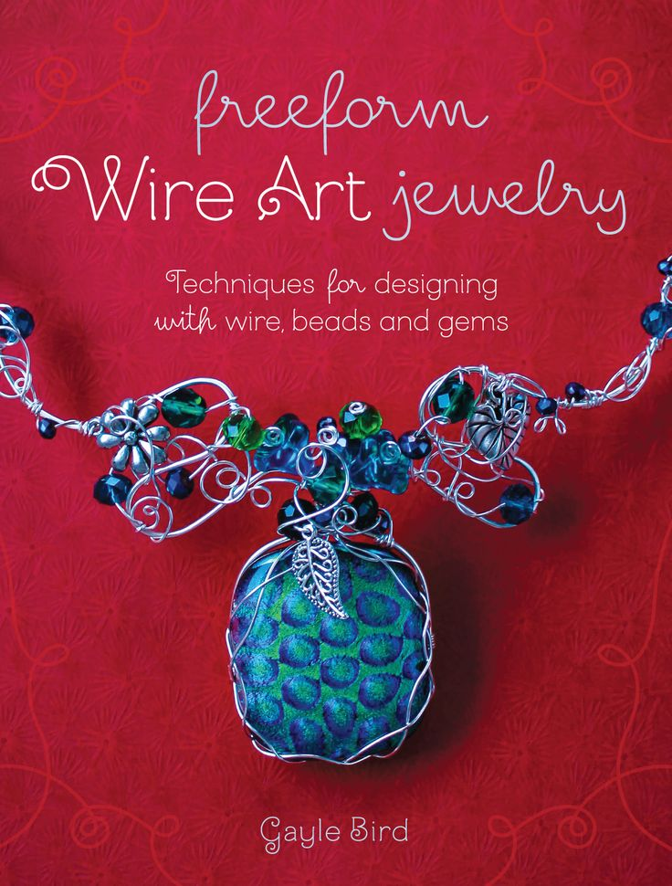 17 best images about jewelry making on pinterest wire for Jewelry books free download