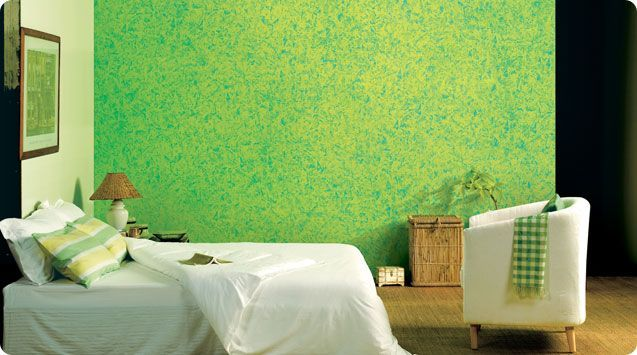 15 room designs with textured paint a painting - Wall texture paint designs living room ...