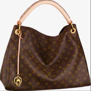 i want a big ass louis bag.