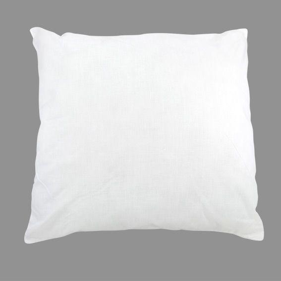 Oreiller (60 cm) anti-acarien Nuit polaire Blanc - Oreiller, traversin - Eminza