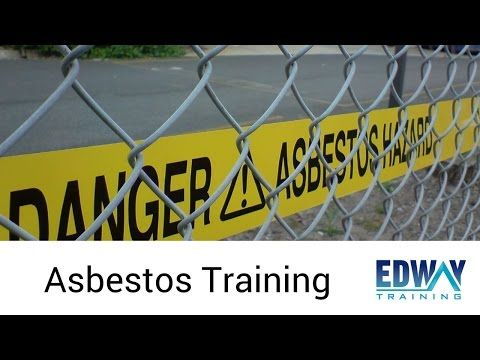 Non Friable Asbestos Removal (Class B) Training Course | Edway Training Melbourne | Facebook Video - YouTube
