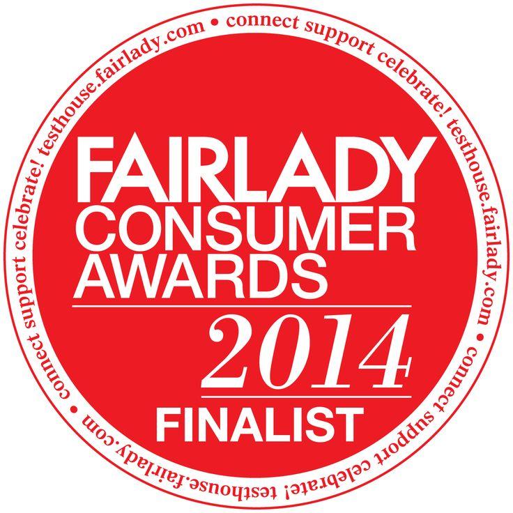 Fairlady Consumer Awards 2014 Finalist