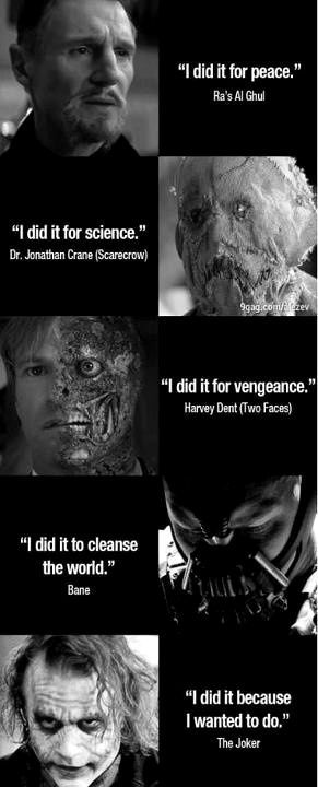 and that is why the Joker is my favorite :)
