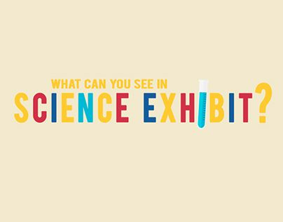 """Science Exhibits - DEVC 50 Infographic "" http://be.net/gallery/31597087/Science-Exhibits-DEVC-50-Infographic-"