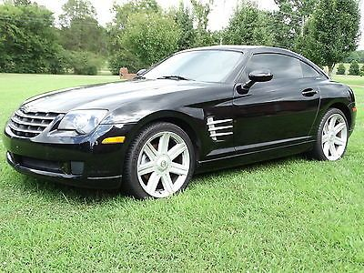 cool 2006 Chrysler Crossfire - For Sale View more at http://shipperscentral.com/wp/product/2006-chrysler-crossfire-for-sale/