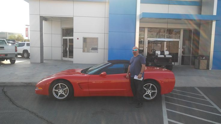 VINCENT, we hope you enjoy your new 2000 CHEVROLET CORVETTE.  Congratulations and best wishes from Findlay Chevy Buick GMC and MICHAEL WILLIAMS.