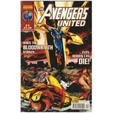 The Avengers United #31 from Marvel/Panini Comics UK. 24th September 2003 issue. In very good condition internally and cover. Bagged and boarded. £2.00