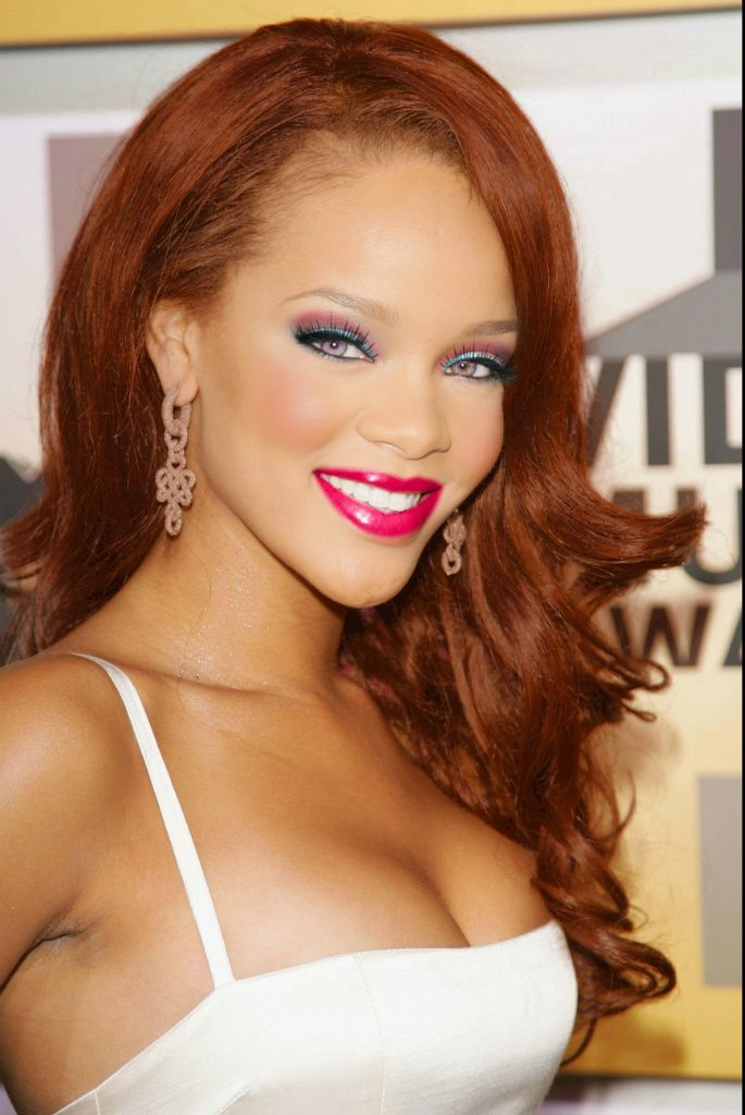 """RIHANNA"" created using TAAZ Virtual Makeover. Try on Hairstyles, Makeup, and color your own hair. It's free!"