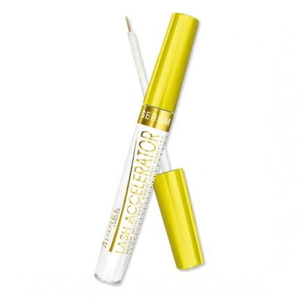 Lash Out! The 11 Best Eyelash Growth Serums On the Market - Rimmel Lash Accelerator Serum from #InStyle